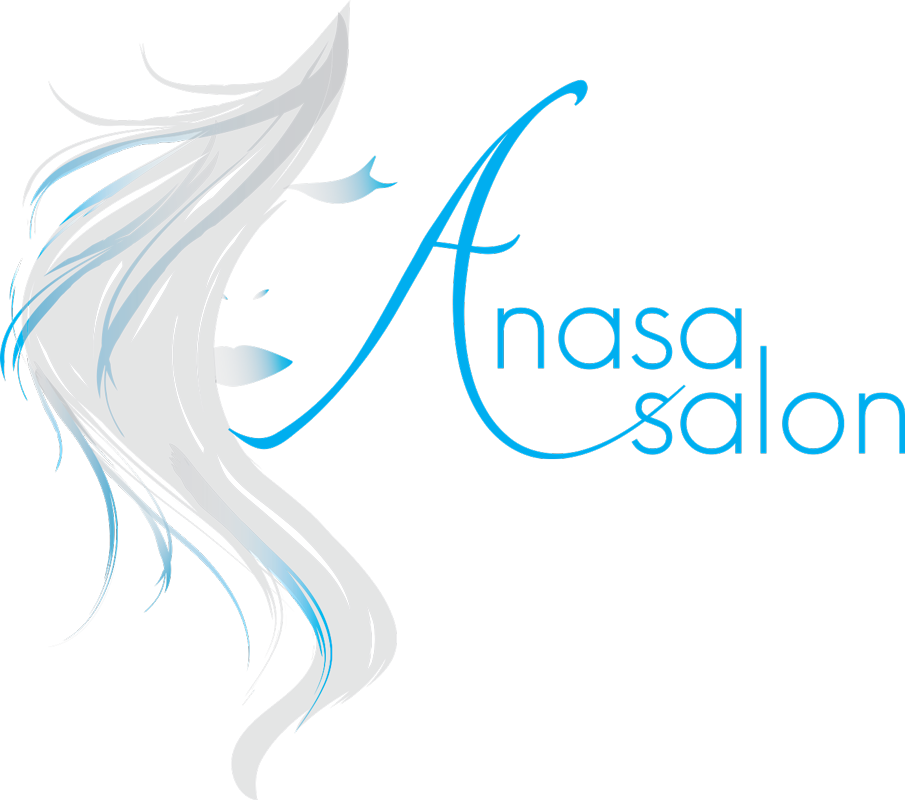 anasa salon logo